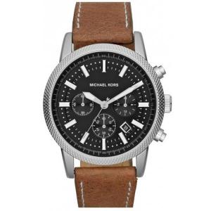 Michael Kors MK8309 Horlogeband Bruin Leer