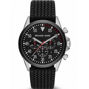 Michael Kors MK8334 Horlogeband Zwart Rubber