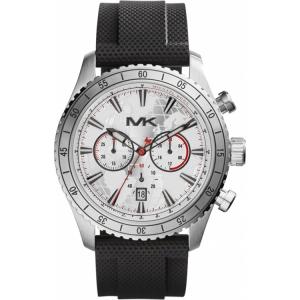 Michael Kors MK8353 Horlogeband Zwart Rubber