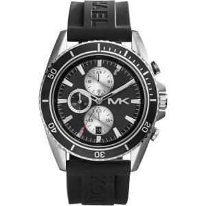 Michael Kors MK8355 Horlogeband Zwart Rubber