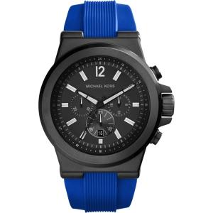 Michael Kors MK8357 Horlogeband Blauw Rubber
