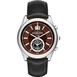 Michael Kors MK8415 Horlogeband Zwart Leer
