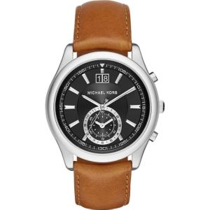 Michael Kors MK8416 Horlogeband Bruin Leer