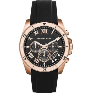 Michael Kors MK8436 Horlogeband Zwart Rubber