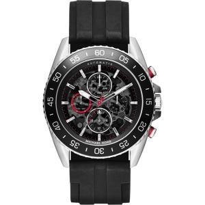 Michael Kors MK9013 Horlogeband Zwart Rubber