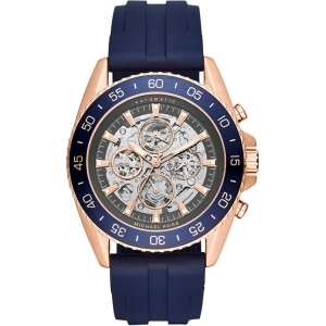Michael Kors MK9025 Horlogeband Blauw Rubber