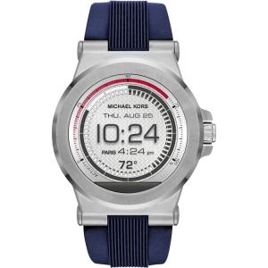 Michael Kors MKT5008 Horlogeband Blauw Rubber