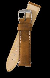 Fromanteel Vintage Leer Horlogeband Lichtbruin L/XL