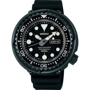 Seiko Prospex Horlogeband SBBN013 Zwart Rubber