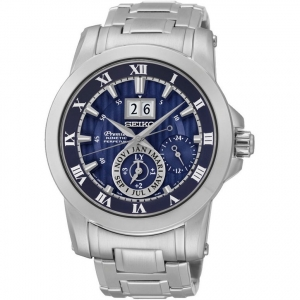 Seiko Premier Horlogeband SNP113 Roestvrij Staal