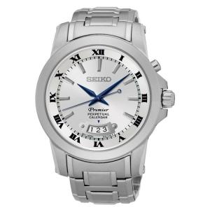 Seiko Premier Horlogeband SNQ145 Roestvrij Staal