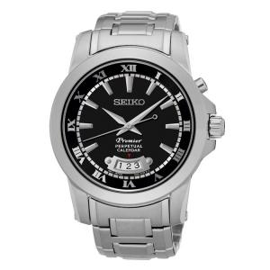 Seiko Premier Horlogeband SNQ147 Roestvrij Staal