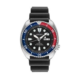 Seiko Prospex Horlogeband SRP779 Zwart Rubber