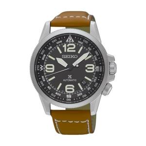 Seiko Prospex Horlogeband SRPA75K1 Bruin Leer