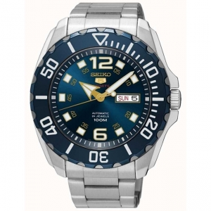 Seiko 5 Sports Horlogeband SRPB37 Roestvrij Staal