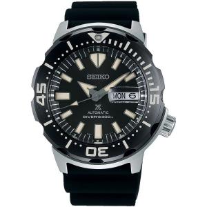 Seiko Prospex Horlogeband SRPD27 Zwart Rubber