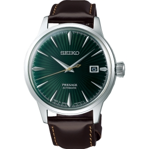 Seiko Presage Automatic Horlogeband SRPD37 Bruin Leer