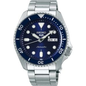 Seiko 5 Sports Horlogeband SRPD51K1 Roestvrij Staal 22mm