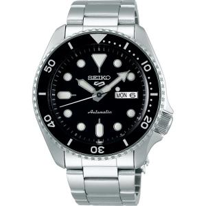 Seiko 5 Sports Horlogeband SRPD55K1 Roestvrij Staal 22mm
