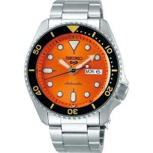Seiko 5 Sports Horlogeband SRPD59K1 Roestvrij Staal 22mm