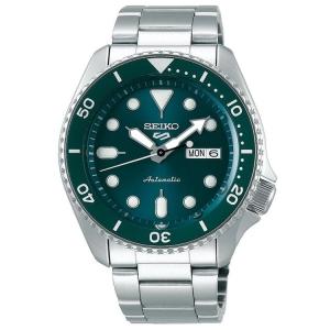 Seiko 5 Sports Horlogeband SRPD61K1 Roestvrij Staal 22mm