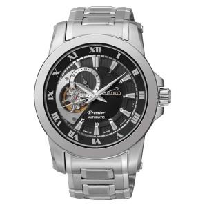 Seiko Premier Horlogeband SSA215 Roestvrij Staal