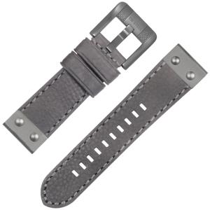 TW Steel NightRider NR2 Horlogeband Grijs 24mm