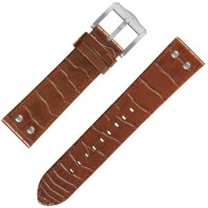 TW Steel Slim Line Horlogebandje Cognac TWA1311 - 22mm