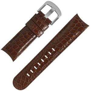 TW Steel Horlogebandje TWA95 Bruin 24mm