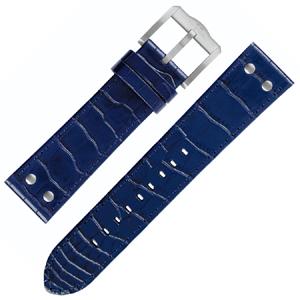 TW Steel Slim Line Horlogebandje Blauw TW1302 - 22mm