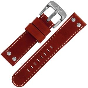 TW Steel Horlogebandje TW1, TW1R, TW3, TW5, TW21 - Bruin 22mm