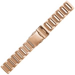 TW Steel Rosegoud Stalen Horlogeband TW303, TW305, TW306, TW307, TW311 20mm