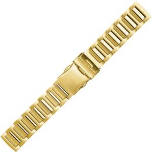 TW Steel Goud Stalen Horlogeband TW308, TW309, TW310 20mm