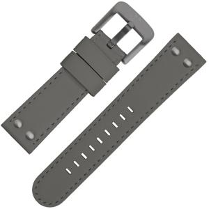 TW Steel Horlogebandje TW420, TW422, TW430 Grijs 22mm