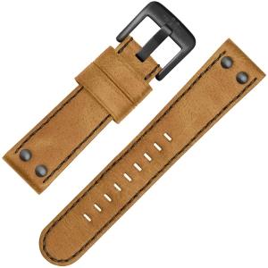 TW Steel Horlogebandje CS41, CS43 Bruin 22mm