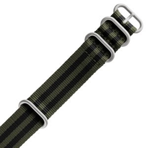 TW Steel Heavy Duty NATO Strap Army Bond - MATTE/PVD