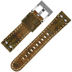 TW Steel Horlogebandje MS11 Cognac Bruin 22mm