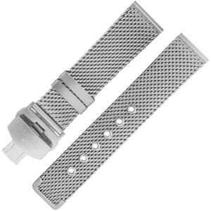 TW Steel Horlogebandje MB2, MB12 Mat Staal Mesh (Milanese) 24mm