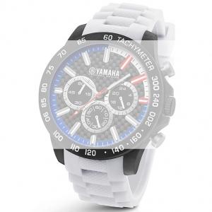 TW Steel Y116 Yamaha Factory Racing Horlogebandje - Wit Rubber 22mm