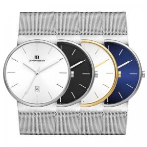 Danish Design Mesh Horlogeband IQ62Q971 IQ63Q971 IQ65Q971 IQ68Q971
