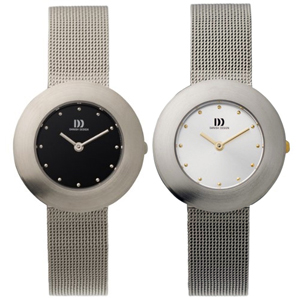 Danish Design Horlogeband IV63Q853, IV65Q853 geweven staal