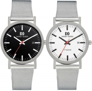 Danish Design Horlogeband IQ62Q199 IQ63Q199 - 18mm