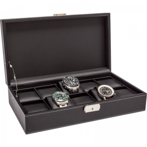 La Royale Classico 10 BL Horlogebox - 10 horloges