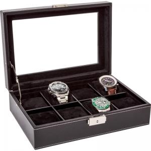 La Royale Classico 8 Horlogebox XL met Venster - 8 horloges