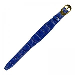 Locman Change Donna Lederen Horlogeband Blauw