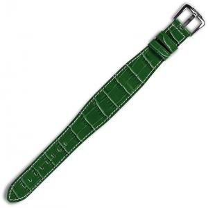 Locman Change Uomo Lederen Horlogeband Groen
