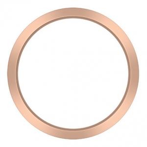 Marc Coblen / TW Steel Bezel 50mm Rosé Staal - MCB50R