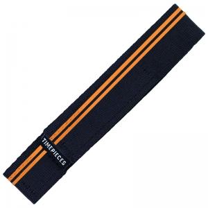Rosendahl MUW Zwart Oranje Nylon Klittenband voor 43570 43571 43572