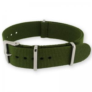 Army Green NATO G10 Military Nylon Strap - SS/MATTE