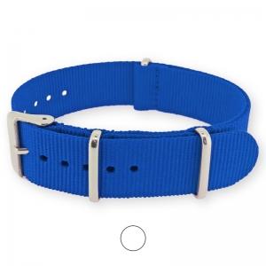 Blue NATO G10 Military Nylon Strap